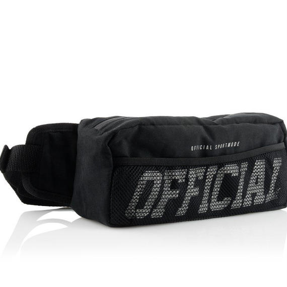 【OFFICIAL】MELROSE SHOULDER BAG BLACK