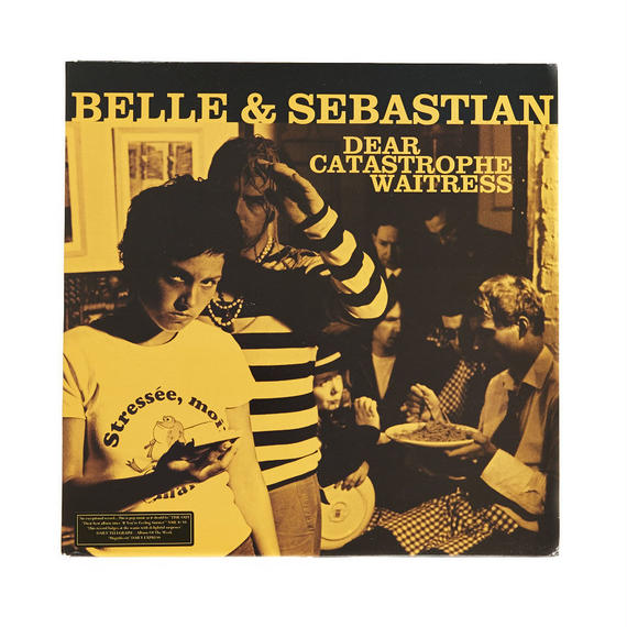 BELLE & SEBASTIAN - DEAR CATASTROPHE WAITRESS 2LP
