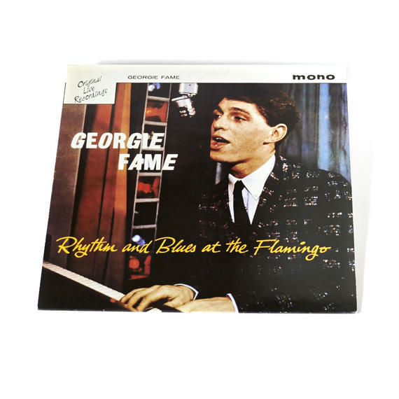 GEORGIE FAME - RHYTHM AND BLUES AT THE FLAMINGO LP