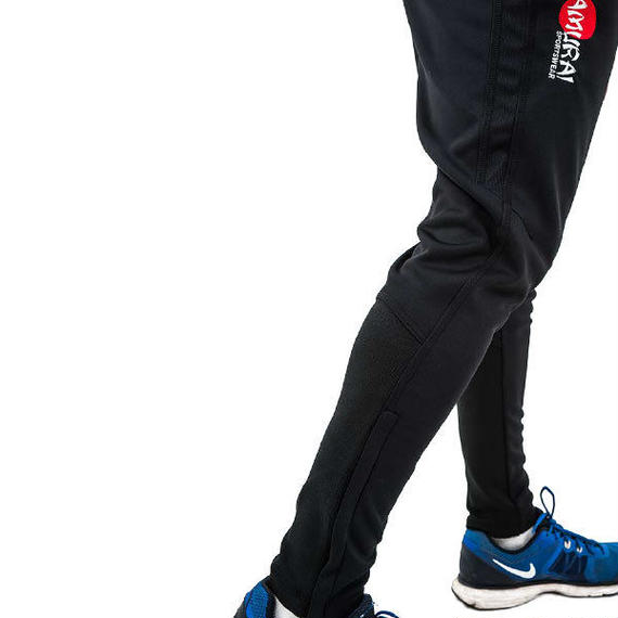 Tapered Sweatpants Black