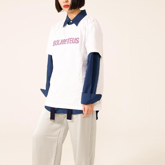 BOLMETEUS S/S tshirt White