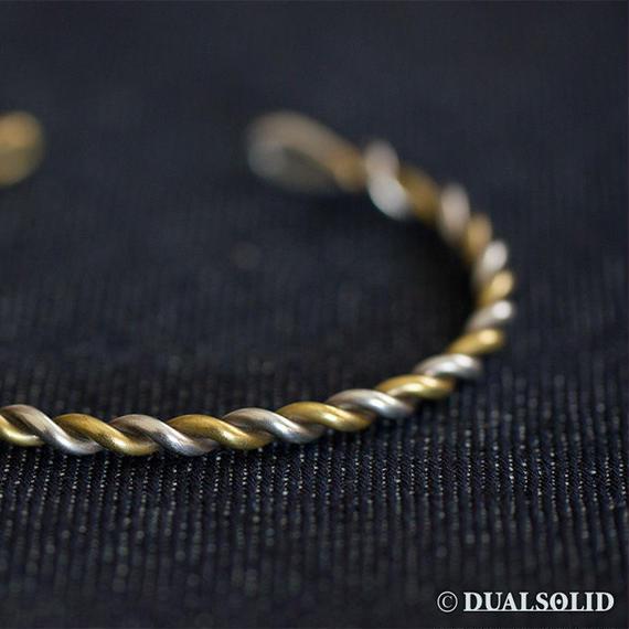 Combi Spiral Bangle