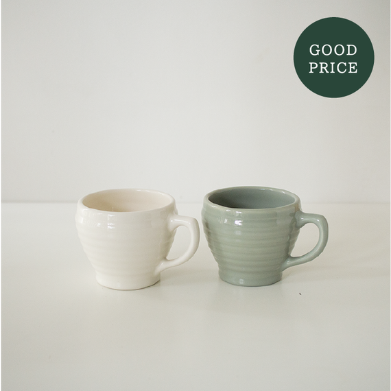 BAUER POTTERY |  Jumbo Cup
