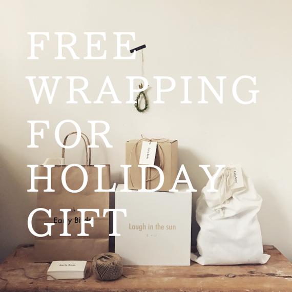 X'mas  | Free Wrapping