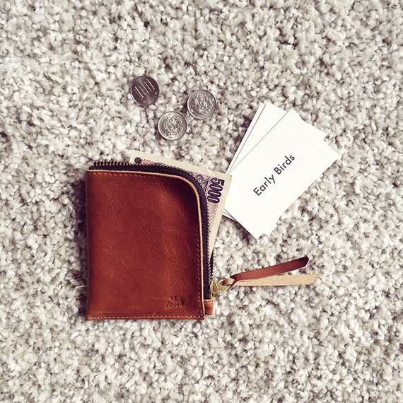 Me & Arrow | Zipper Wallet