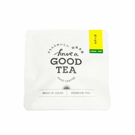 ゆず紅茶(T-bag 1個入り)