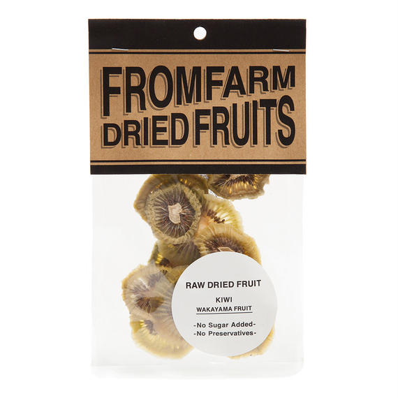 DRIED FRUITS ( ドライフルーツ ) - KIWI ( キウイ )