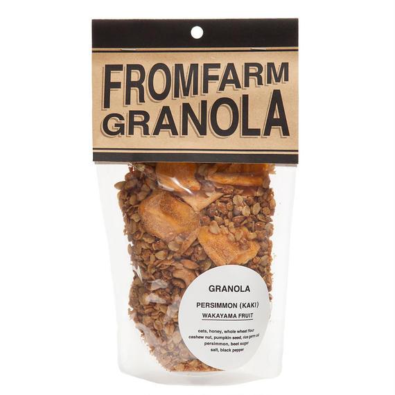 GRANOLA ( グラノーラ ) - PERSIMMON ( 柿 )