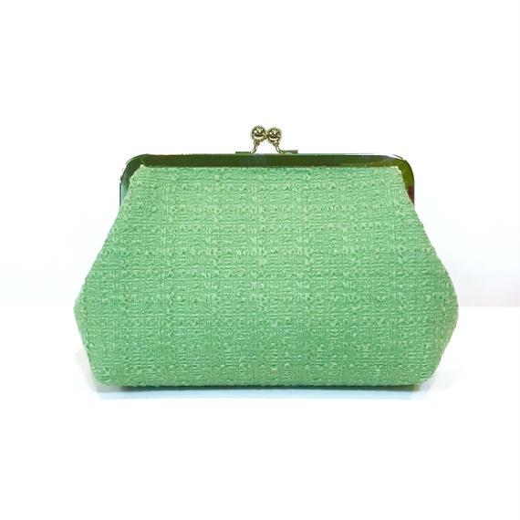 clutch bag★green