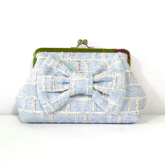 clutch bag ★blue