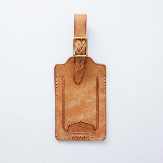 Luggage tag (ナチュラル)