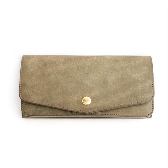 long wallet(グリーン)