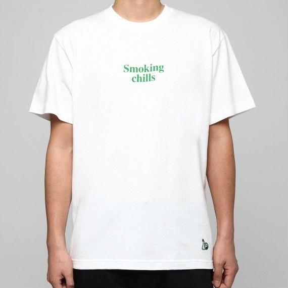 Pot-man クルーネックTシャツ / ホワイト / M