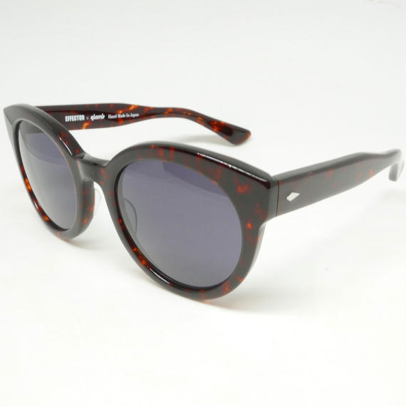 Lawrence × glamb by EFFECTOR  -Brown (Brown lens)