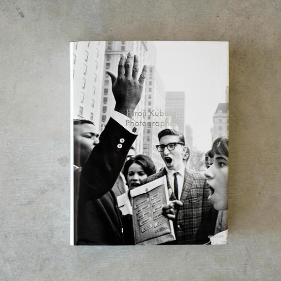 Hiroji Kubota photo book