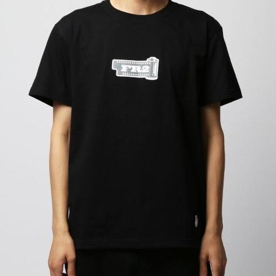 """""""Film"""" クルーネックTシャツ/ブラックM"""