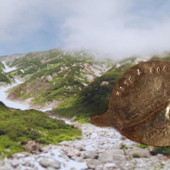 mountain blooch