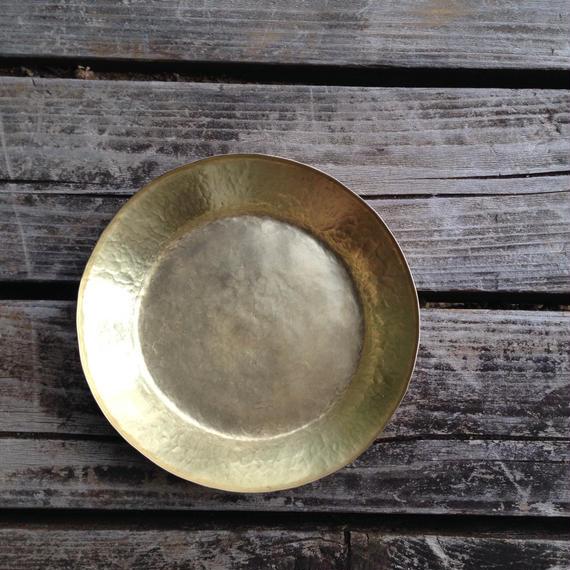 brass plate 12cm