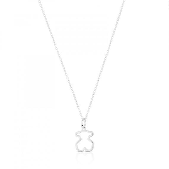 シルバーのネックレス Galaxy (614784500)