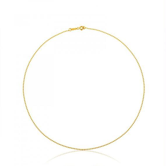 ゴールドのチョーカー TOUS Chain(314000850)