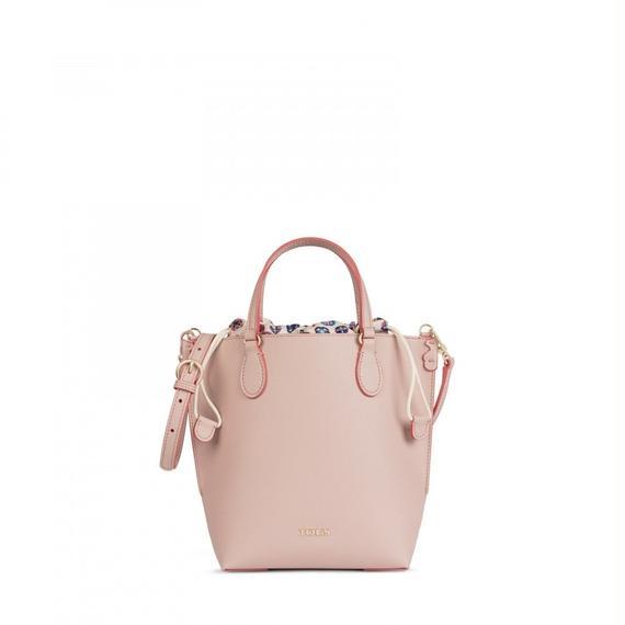 ピンクの小型ショッピングバッグ Mother's Day(895890123)
