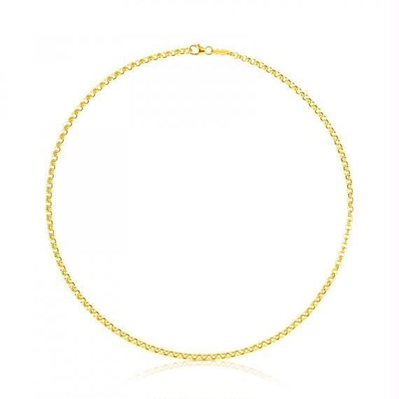 ゴールドのチョーカー TOUS Chain(514002000)