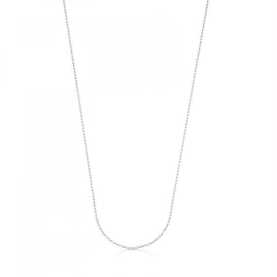 シルバーのチョーカー TOUS Chain(611902800)