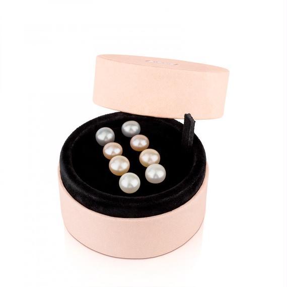 シルバーのピアスパック TOUS Pearls(015251030)