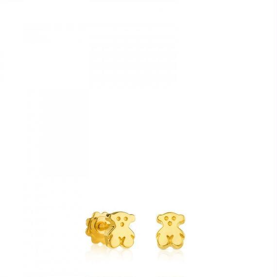 ゴールドのピアス Puppies(615260370)
