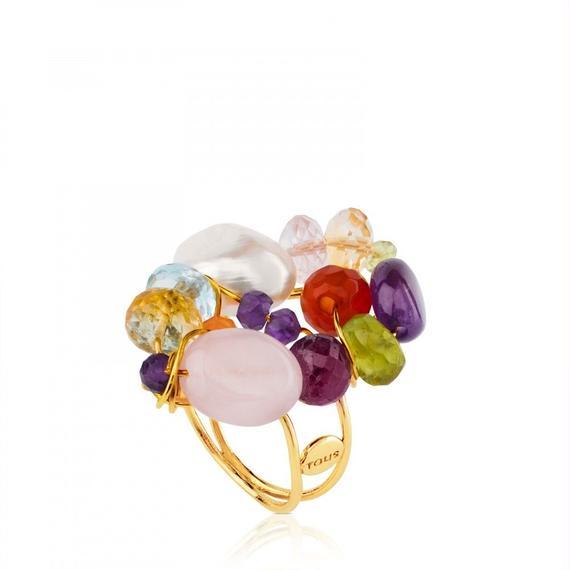 ゴールドのリング Garabato(415385130)