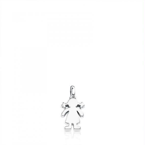 シルバーのペンダントトップ Sweet Dolls(515900143)