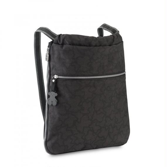 アントラサイトグレー - ブラックのリュック Kaos New Colores(295810275)