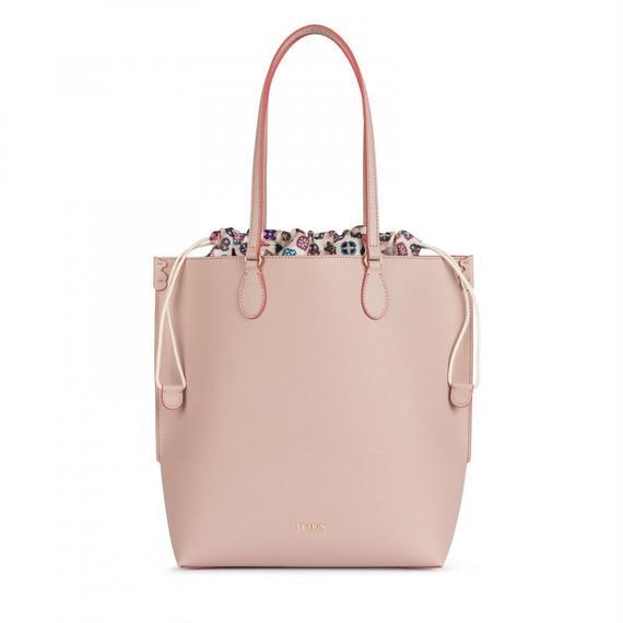 ピンクの中型ショッピングバッグ Mother's Day (895890121)