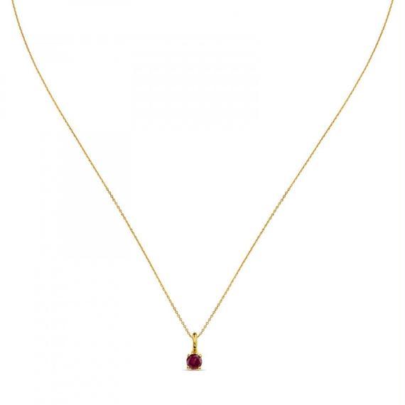 ゴールドのネックレス Mix Color(512852020)