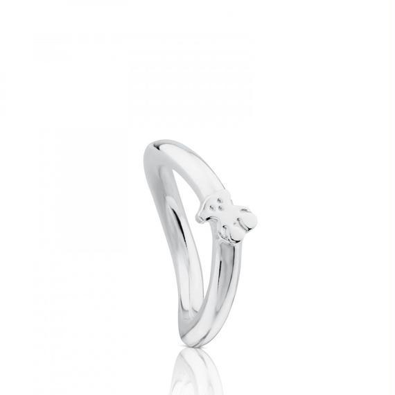 シルバーのリング Ondas(512915511)