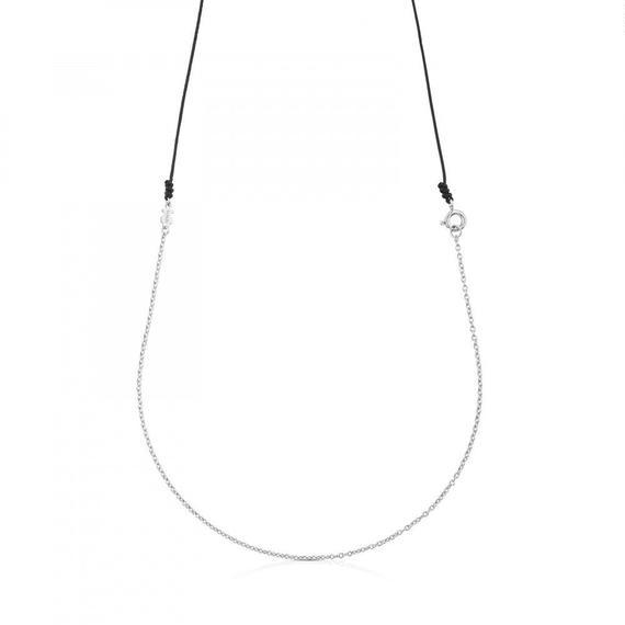 シルバーのチョーカー TOUS Chain (611902520)