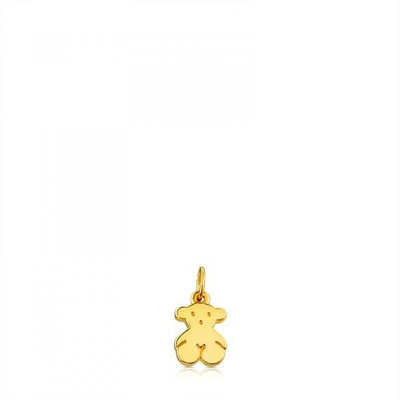 ゴールドのペンダントトップ Sweet Dolls(015904100)