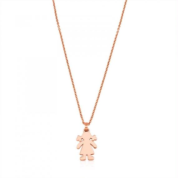 ヴェルメイユシルバー・ローズのネックレス Sweet Dolls(415904690)