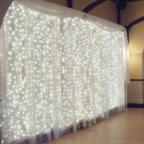大容量 300led カーテンライト パーティー 結婚式 妖精 屋内屋外 クリスマス ガーデン 庭の装飾