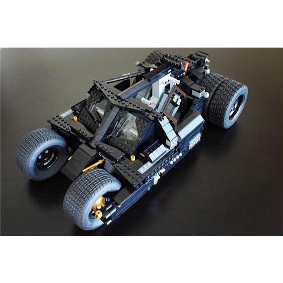 LEPIN社 1969ピース バットマン ザ・タンブラー レゴブロック互換