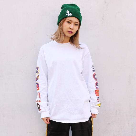 MIL PATCH TEE