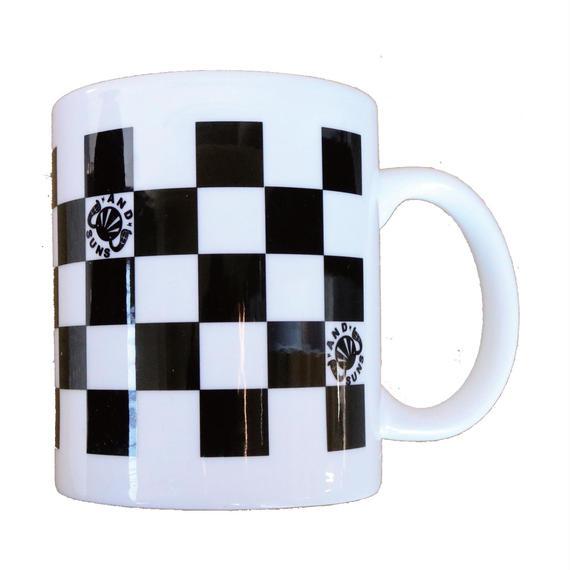 CHECKER SUNS MAG CUP