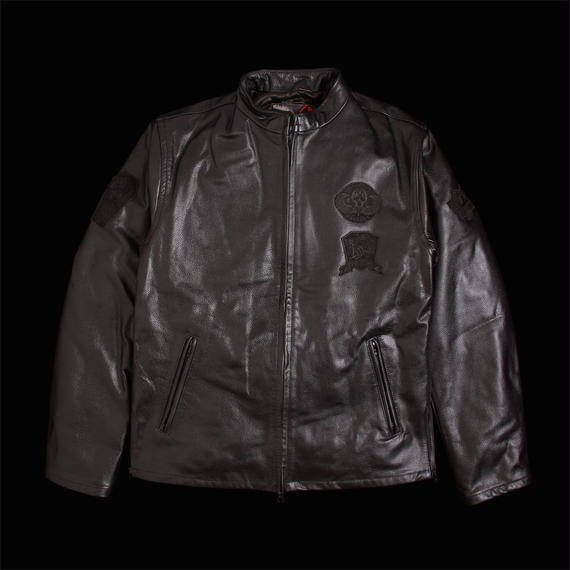 DEATH WIDH LEATHER