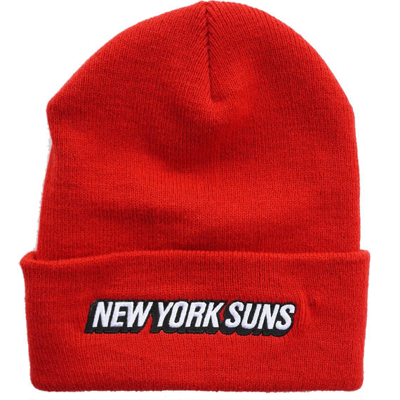 NEW YORK SUNS BEENIE