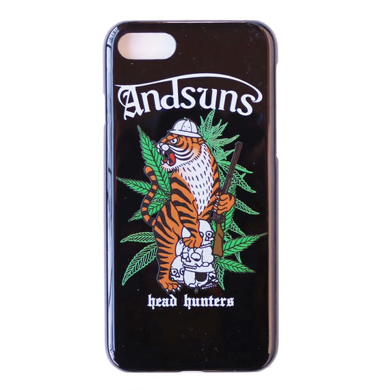 HEAD HUNTERS IPHONE CASE