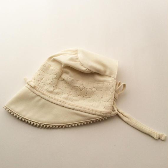 SENSE OF WONDER オーガニックコットン 帽子 日本製 BASIC フード 秋冬