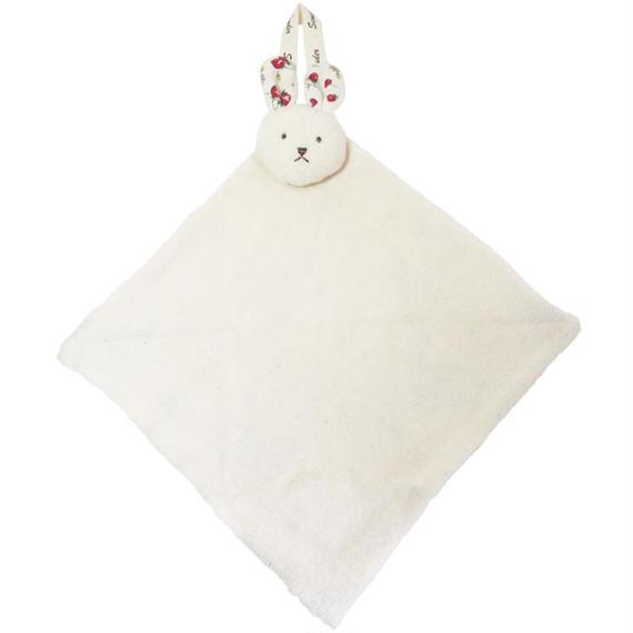 SENSE OF WONDER オーガニックコットン 日本製 BASIC ウサギ マスコット タオル