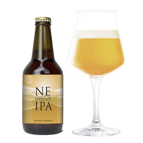 【限定商品】Far Yeast NE Resolution IPA 6本