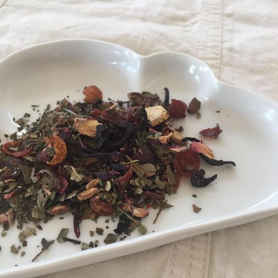 SWEET FRUITE TEA #3    peach