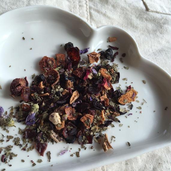 SWEET FRUITE TEA #1  berry